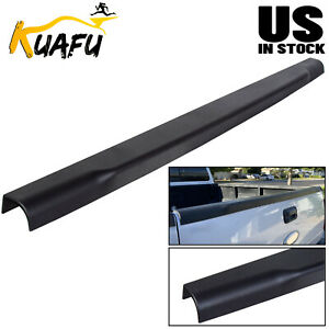 For 08 16 Tailgate Cover Molding Top Protector Cap Ford F250 F350 F450 Superduty