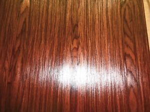 Rosewood Composite Wood Veneer Sheet 24 X 96 Raw No Backer 1 42 Thick 450