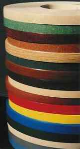 Pvc Edgebanding Prism Red Blue Yellow Green In 15 16 X 600 Rolls No Adhesive