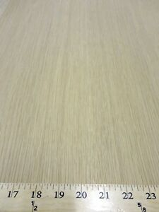 White Oak Wood Veneer Sheet 16 X 66 With Wood Backer 1 25 Thickness Flat Cut