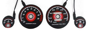 Free Ship Type r Red Glow 94 01 Acura Integra Gsr Gs r Gauge Face Overlay Jdm