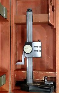 Starrett 12 Veriner Height Gage