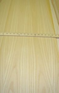 Ash Wood Veneer Sheet 14 X 50 With Thin 5 Mil Paper Backer 1 60 Thickness