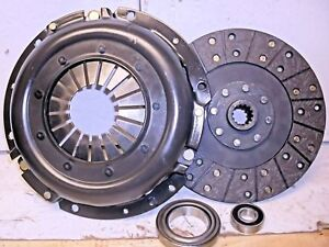 Clutch Kit For Bolens Iseki G274 Tractors 9 Single Stage