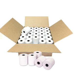 100 Roll 2 1 4 X 50 Thermal Receipt Paper Pos Cash Register Credit Card Paper