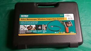 Extech Br 200 Video Borescope wireless Inspection Camera