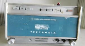 Tektronix 176 Pulsed High Current Fixture