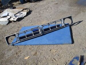 1977 1978 Ford Pickup Grille Oem do7o20l do7o20r