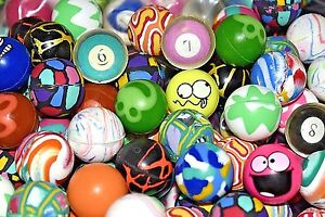 6000 Bouncy Balls Premium Quality 27mm 1 Vending Super Colorful Rare Mix