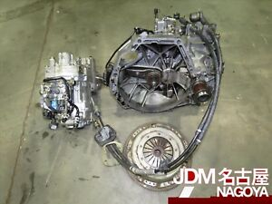Jdm Honda Prelude Type Sh H22a Red 5 Speed Manual Transmission M2u4 Atts Gearbox
