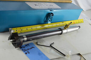 Showa Tool Tecnara Morse Taper Super Drill Standard Head Mt4 a265 250mm 2 X 16