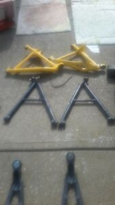Canam Maverick Xrs Rear Control Arms A Arms Suspension