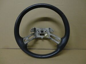 97 01 Jeep Cherokee Xj Factory Leather Steering Wheel