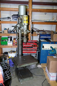 Ab Arboga E 830 Abarboga Drilling And Tapping Machine W Tapping Head