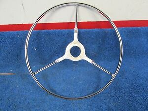 1940 Dodge Steering Wheel Horn Ring Nos Mopar 416
