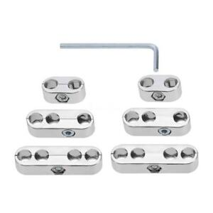 7mm 8mm Spark Plug Wire Separators Dividers Looms For Chevy For Ford Mopar