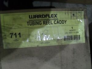 Wardflex 711 Tubing Reel Caddy Gas Pipe Piping Coil Tool