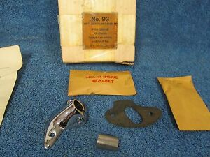 1955 Dodge All Except Convertible And Hardtops Rh Spotlight Bracket Nos 316