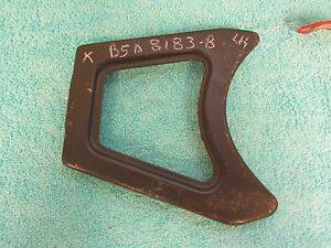 1955 Ford Lh Grille Support Brace Nos 1116
