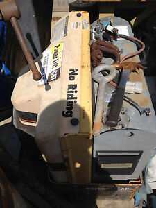 Used Caterpillar Electric Pallet Jack