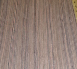 Rosewood ceylon Composite Wood Veneer 12 X 24 Raw No Backing 1 42 Thickness