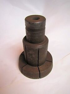 Large Machine Collet Used Free Ship