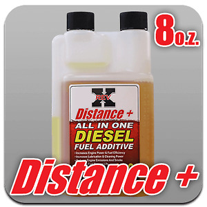 Revx Distance All In One Performance Diesel Fuel Additive 8oz