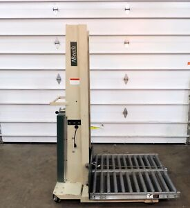 Beech Pallet Lift Die Lift Lift Table With Conveyor Rollers Ce 206