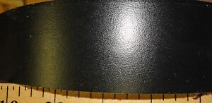 Black Melamine Edgebanding 4 X 120 Inches With Preglued Hot Melt Adhesive