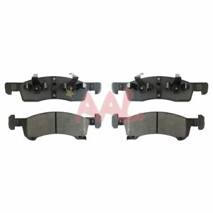 Aal Front Brake Pads For 2003 2004 2005 2006 Ford Expedition 4 Pcs