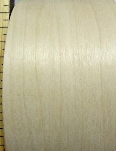 Maple Wood Veneer Edgebanding Roll 5 25 X 120 With Preglued Adhesive 5 1 4
