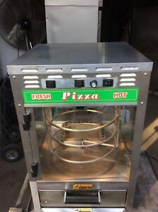Roundup Rotating Pizza Display Warmer Oven