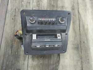 Original John Deere Sound Guard Am 8 Track Radio 4430 4440 4240 4230 4040