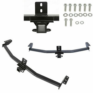 Class 3 Trailer Hitch Tow 2 Receiver For 01 06 Acura Mdx 03 08 Honda Pilot