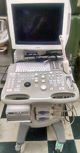 Aloka Prosound Ultrasound Machine W probe