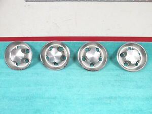 1972 74 Dodge Challenger Cuda Charger Roadrunner Rally Wheel Center Caps 1117