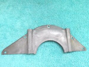 1948 52 Ford Truck Flathead Flywheel Housing To Oil Pan Seal Retainer Nos 1017