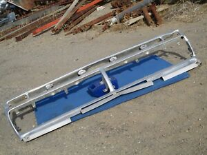 1976 1977 Ford Pickup Grille Oem