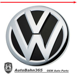 New Oem Vw Front Grille Emblem Fits Most Jetta 2015 17 Exc W collision Warning