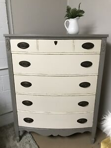 Dixie Dresser Refinished