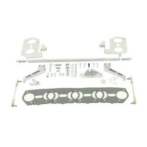 Dual Carb Linkage Kit For Weber Idf Hpmx Deluxe Version Dunebuggy Vw