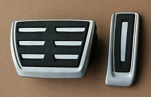 Audi A3 8v S3 Original Pedal Caps Covers Set S tronic For Automatic Cars