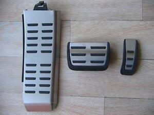 Audi A4 S4 B8 8k Original Pedal Set Pedal Covers And Footrest For Automatic Cars