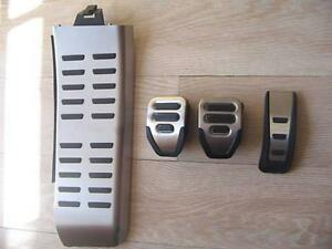 Audi Q5 Footrest Pedal Set Pedal Covers And Footrest For Manual Cars