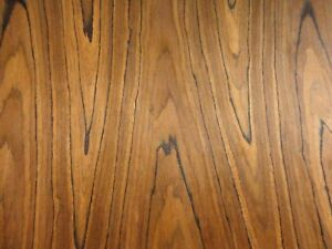 Teak Composite Wood Veneer Sheet 24 X 48 With Paper Backer 1 40th Thick efw