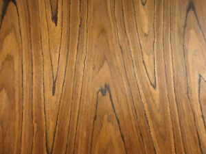 Teak Composite Wood Veneer Sheet 24 X 48 With Paper Backer 1 40 Thickness Efw