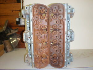 1966 Pontiac Gto Catalina 421 Tri Power Cylinder Heads 093