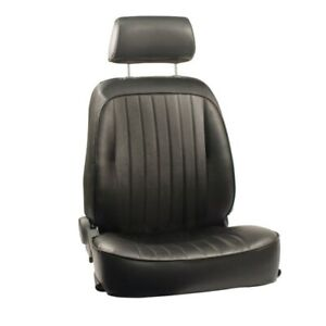 Low Back Bucket Seat Right Side With Headrest Tilt Dunebuggy Vw