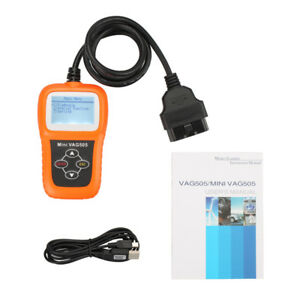 Us Ship Mini V a g505 Uds Professional Diagnostic Scanner For Vw audi skoda seat