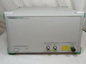 Anritsu Mt8860c Wlan Test Set W option 14 16 Used Works Fine On Sale Now